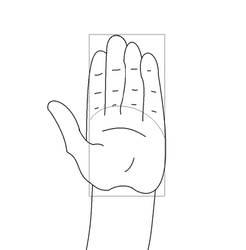 DA Hand Tutorial