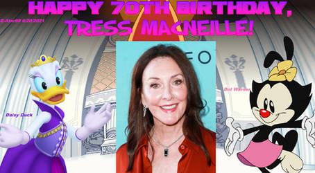 Tress MacNeille's 70th Birthday