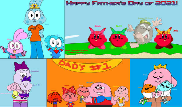 Happy Fathers Day of 2021!!
