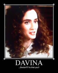 Davina Tennant by Lilylily7000