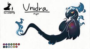 Unidra: ref sheet