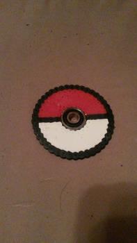 Pokeball Spinner