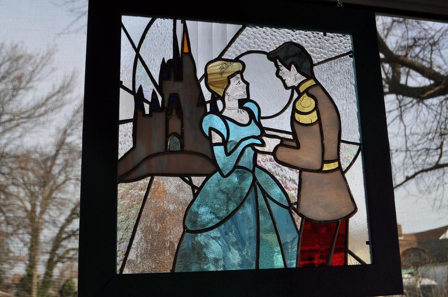 Cinderella Wedding by joemakesglass