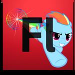 RainbowFlash! Icon