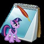 Notepad (Twahlatte) Icon