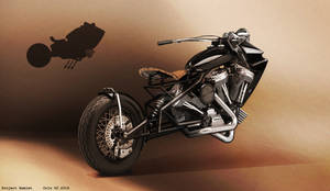 Project Hamlet - motorcycle