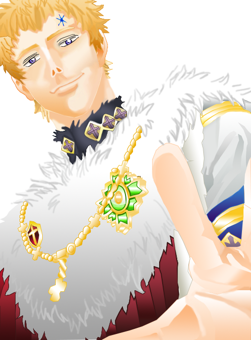 Julius Novachrono Black Clover Fan Art By Luchia Melody On Deviantart For tumblr app users, click the image for better resolution. julius novachrono black clover fan art