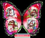 Desidello Butterfly