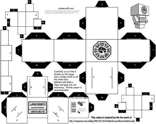 Dharma Project Cubeecraft