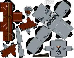 2003 Splinter by cubeecraft