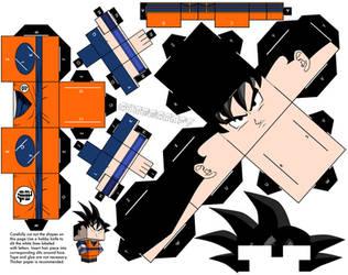 Goku - Dragonball Z version
