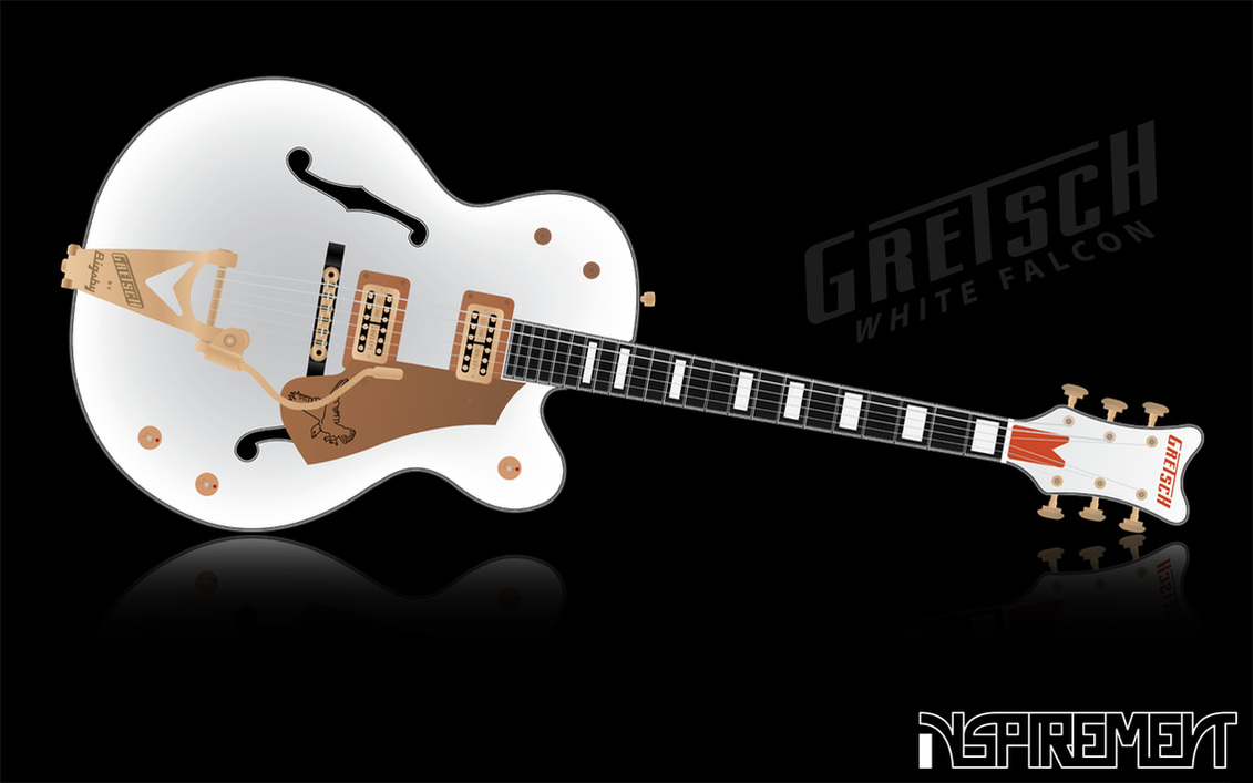 Gretsch White Falcon By Inspirement