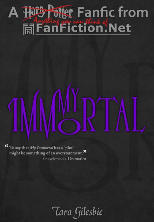 Tara Gilesbie - My Immortal Cover art