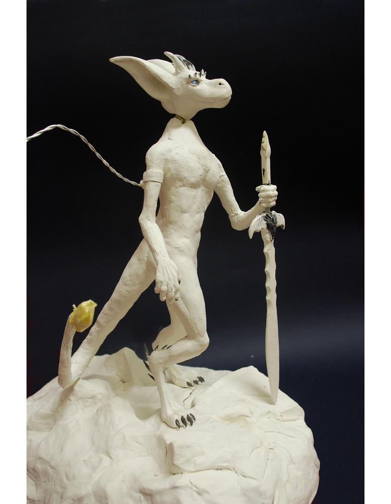 commission work: Dutch Angel Dragon by larijone
