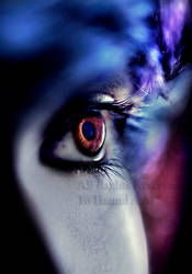 secret gaze by Deeevilish