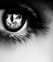 silent tears.. by Deeevilish