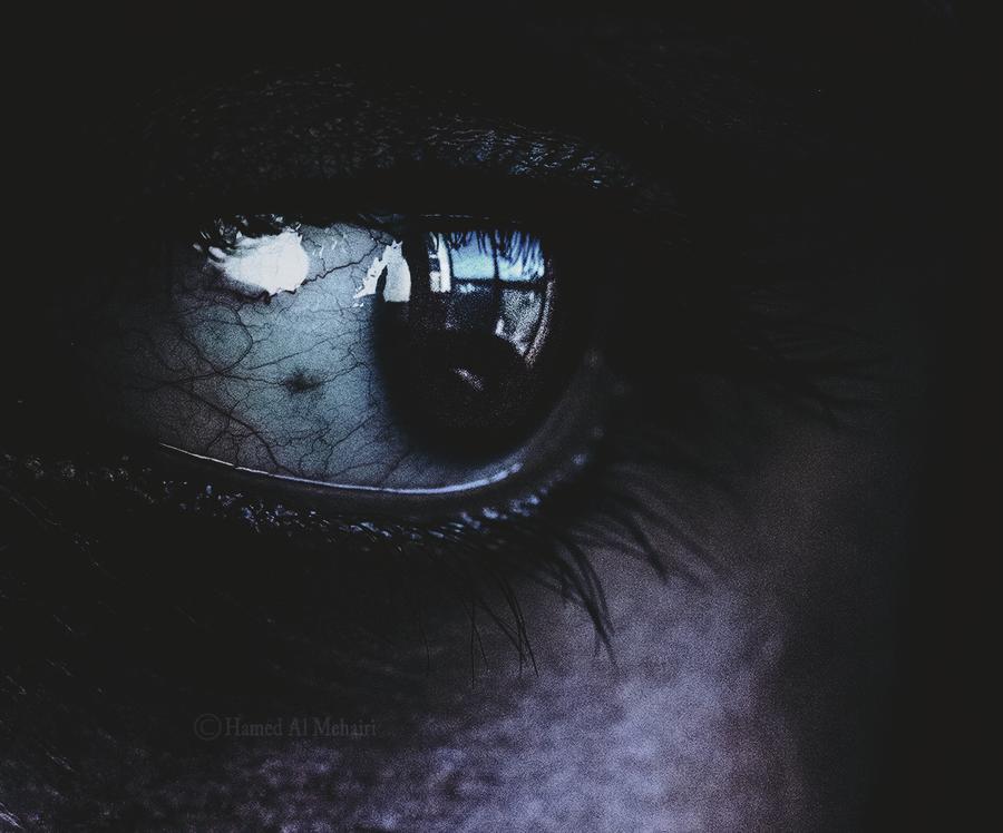 the shadow by Deeevilish