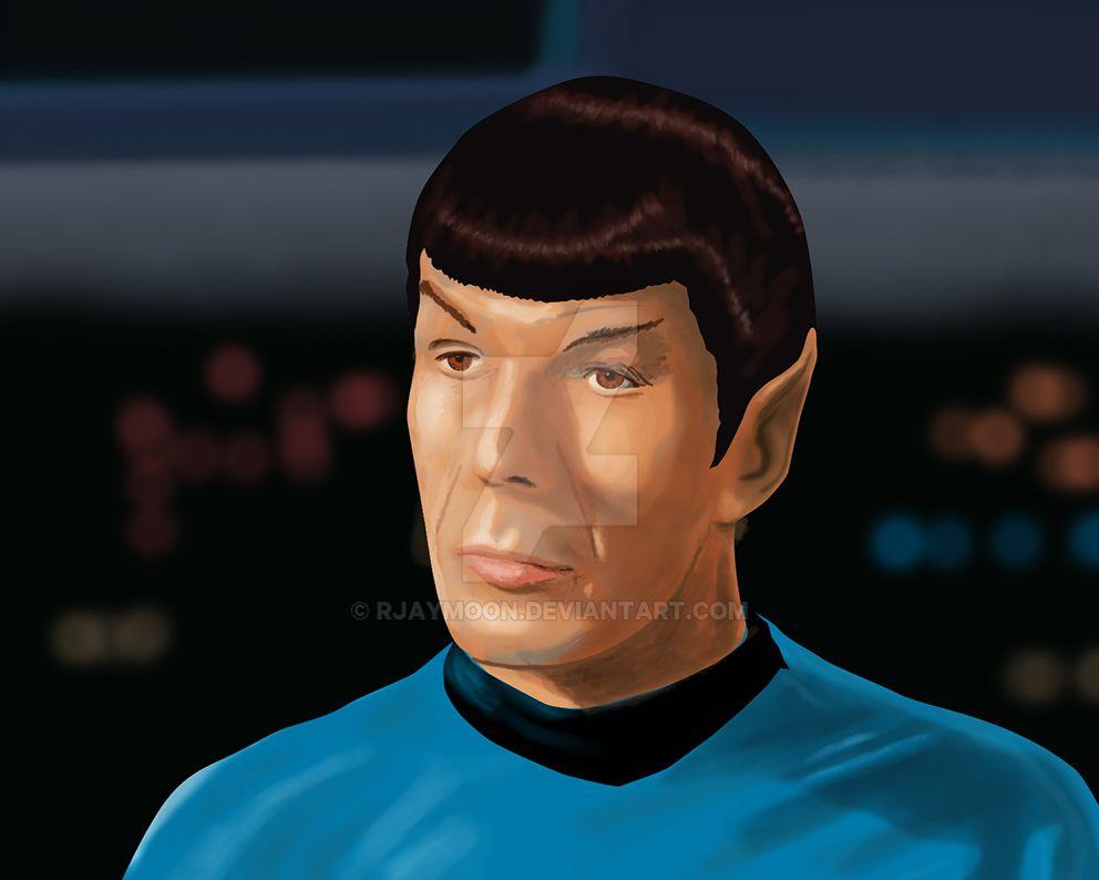 Spock LR by RJayMoon
