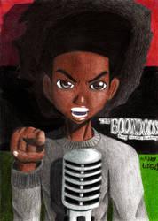 Huey Freeman-Revolutionary by BIGMANSCO