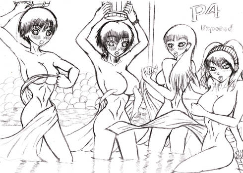 Persona 4-Exposed