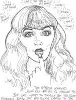 Bimbo Brain Drain #2 by Jenniandrews