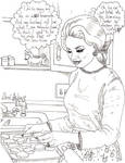 50's Housewife