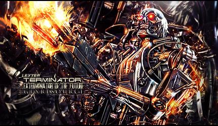 Terminator Tag by LexterGFX