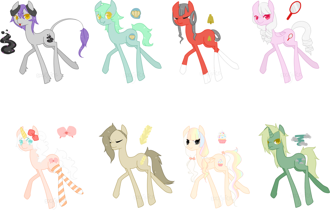 pony designs 2 by sockl