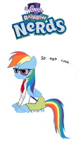 mlp brands : Rainbow Nerds