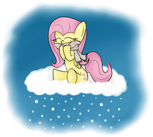 cold but comfy by chibi95