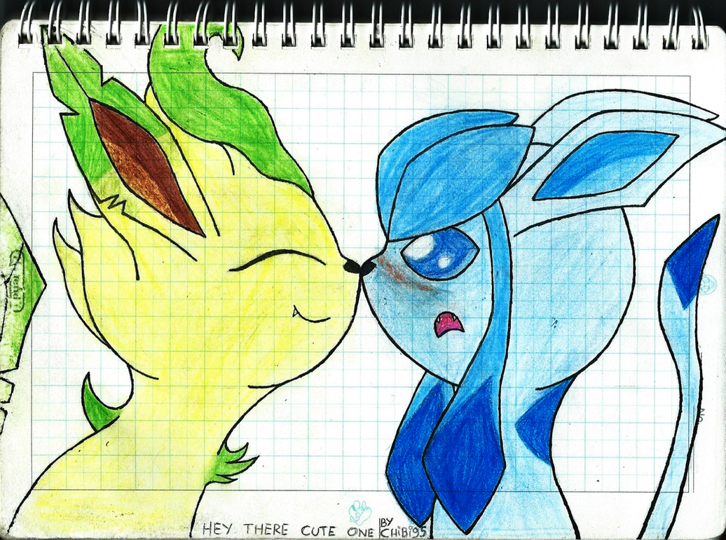 Hey there cute one (scan) by chibi95