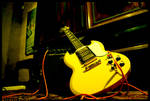 Distortion Guitar.