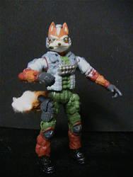 Star Fox Action Figure