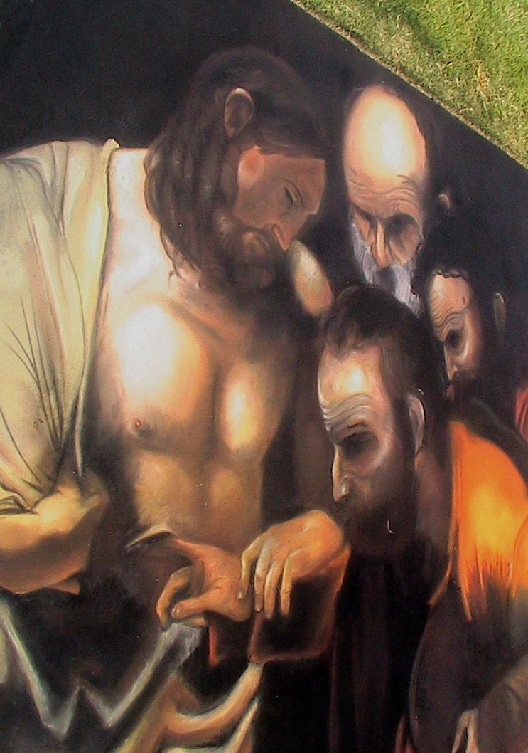 Doubting Thomas by DaveSchultz