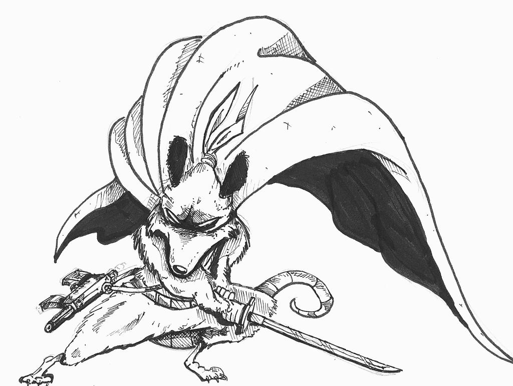 Awesome Possum by DaveSchultz