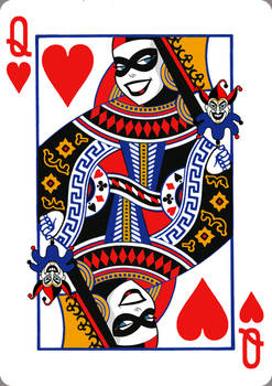 Harley Quinn card