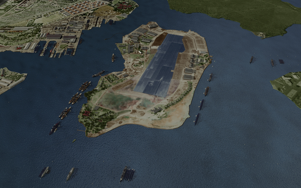 Pearl Harbor CG model by parkseiii on DeviantArt