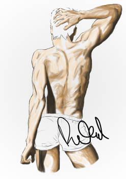 Body Study 5: Back
