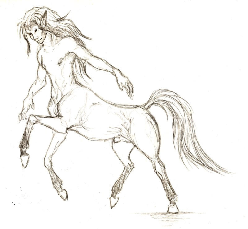 centaur by Wolfsjal
