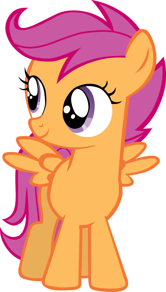 Scootaloo Vector by sc...