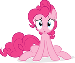 Disappointed Pinkie Vector