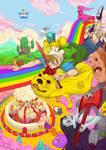 Adventure Time by FinnPants