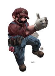 Mario - Super Mario Brotherhood