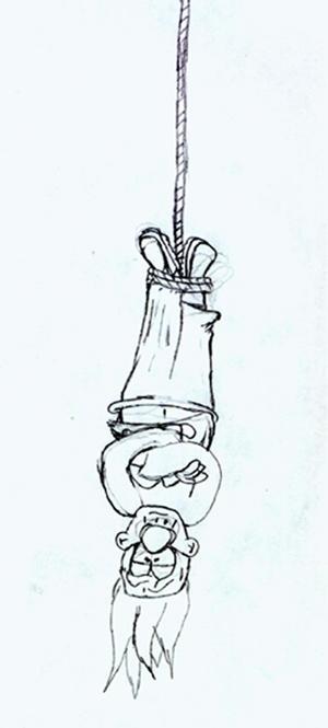 JD Hanging
