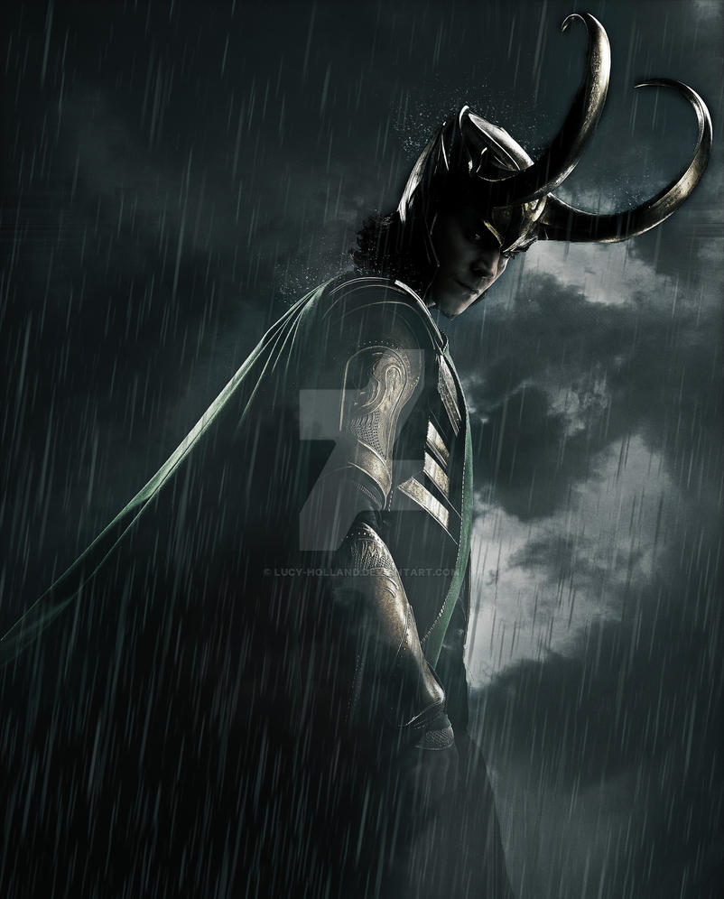 Thor The Dark World: Loki by lucy-holland on DeviantArt