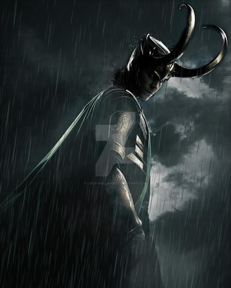 Thor The Dark World: Loki by lucy-holland on DeviantArt