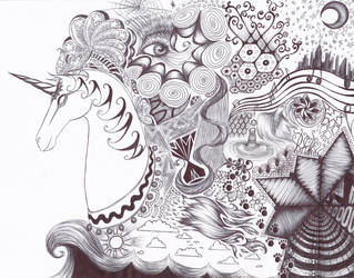 Doodle by IzEllie