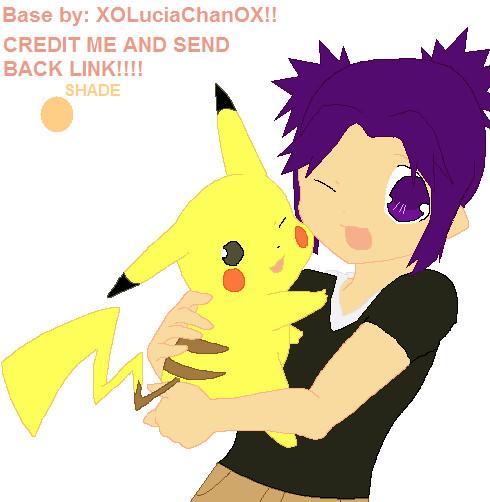 girl pokemon trainer base by bloodthirstymuffin on deviantart