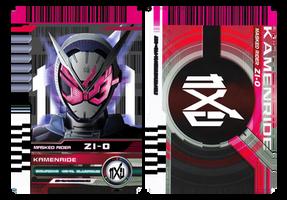 Kamen Rider Zi-O by readingismagic