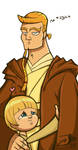 Here is your new padawan